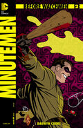 Before Watchmen Minutemen Vol 1 2