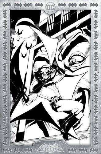 Torpedo Comics Exclusive B&W Terry Dodson Variant