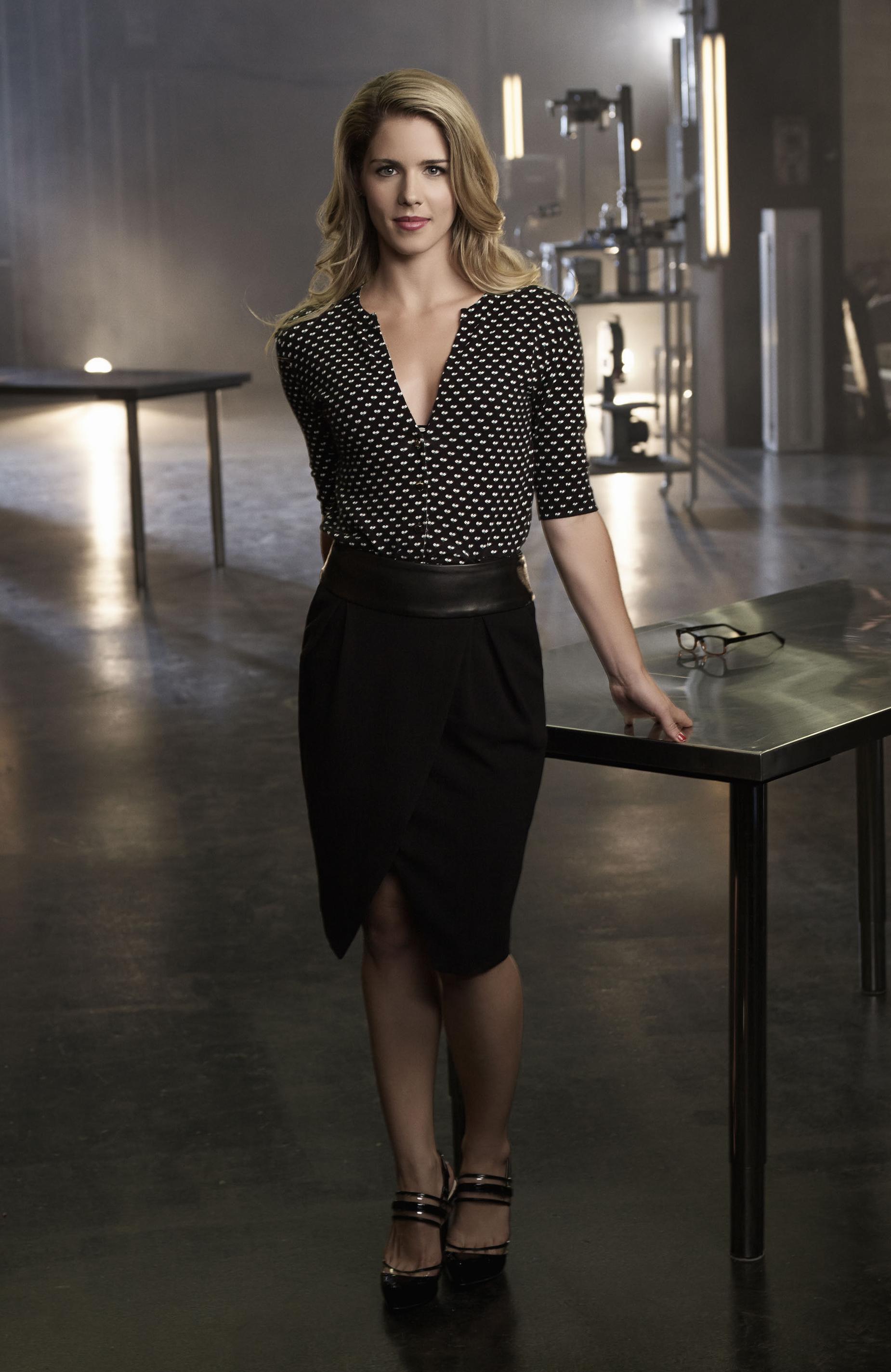 Felicity Smoak Sexy
