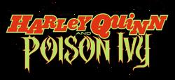 Harley Quinn & Poison Ivy (2019) logo