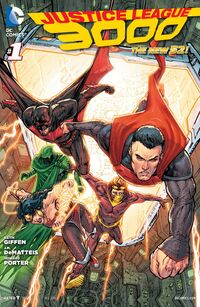 Justice League 3000 Vol 1 1