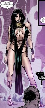 Lilith Mother of Monsters 001