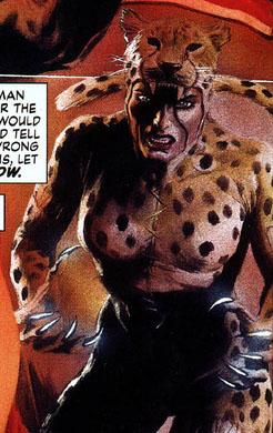 Resultado de imagem para cheetah Justice DC comics