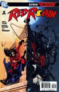 Red Robin Vol 1 2