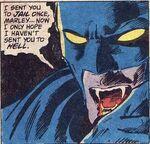 Vampire Batman Earth-One