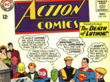 Action Comics Vol 1 318