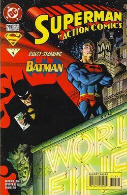 Action Comics Vol 1 719