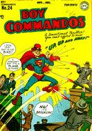 Boy Commandos 24