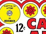 Captain Atom (Charlton) Vol 1 83
