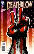 Deathblow Vol 2 5 cover