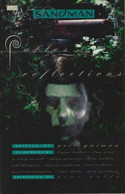 Cover for the Sandman: Fables and Reflections Trade Paperback