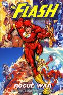 Flash Rogue War TP