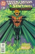 Green Lantern - Sentinel - Heart of Darkness Vol 1 2