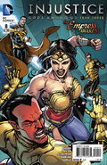 Injustice Year Three Vol 1 8