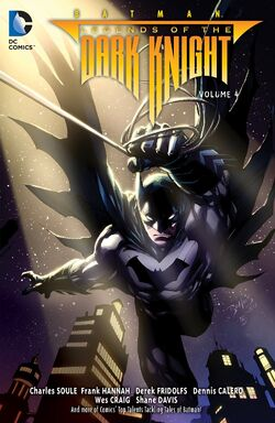 Cover for the Batman: Legends of the Dark Knight Vol. 4 Trade Paperback