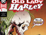 Old Lady Harley Vol 1 1