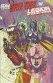 Star Trek Legion of Super-Heroes Vol 1 6 CVR B
