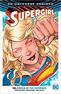 Supergirl Reign of the Cyborg Supermen Collected