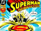 Superman: The Man of Steel Vol 1 28