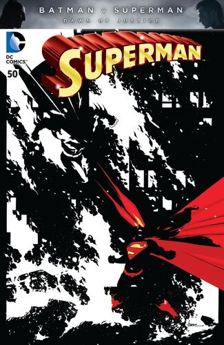 [[Batman v Superman: Dawn of Justice|Batman v Superman]] Spotlight Variant