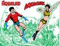 Aqualad Aquagirl 01