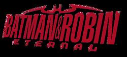 Batman & Robin Eternal (2015) logo