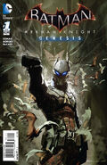 Batman Arkham Knight Genesis Vol 1 1