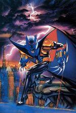 Jean-Paul's Batman armor