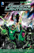 Green Lantern Wrath of the First Lantern (Collected)
