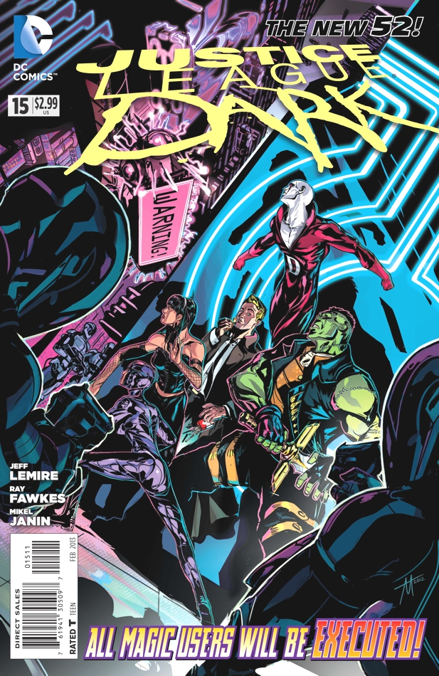 Justice League Dark Vol 1 15 | DC Database | FANDOM ...