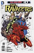 Ravagers Vol 1 0