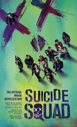 Suicide Squad The Official Movie Novelization Cover