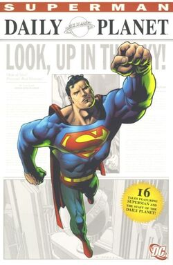 Cover for the Superman: The Daily Planet Trade Paperback