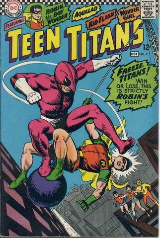 File:Teen Titans v.1 5.jpg