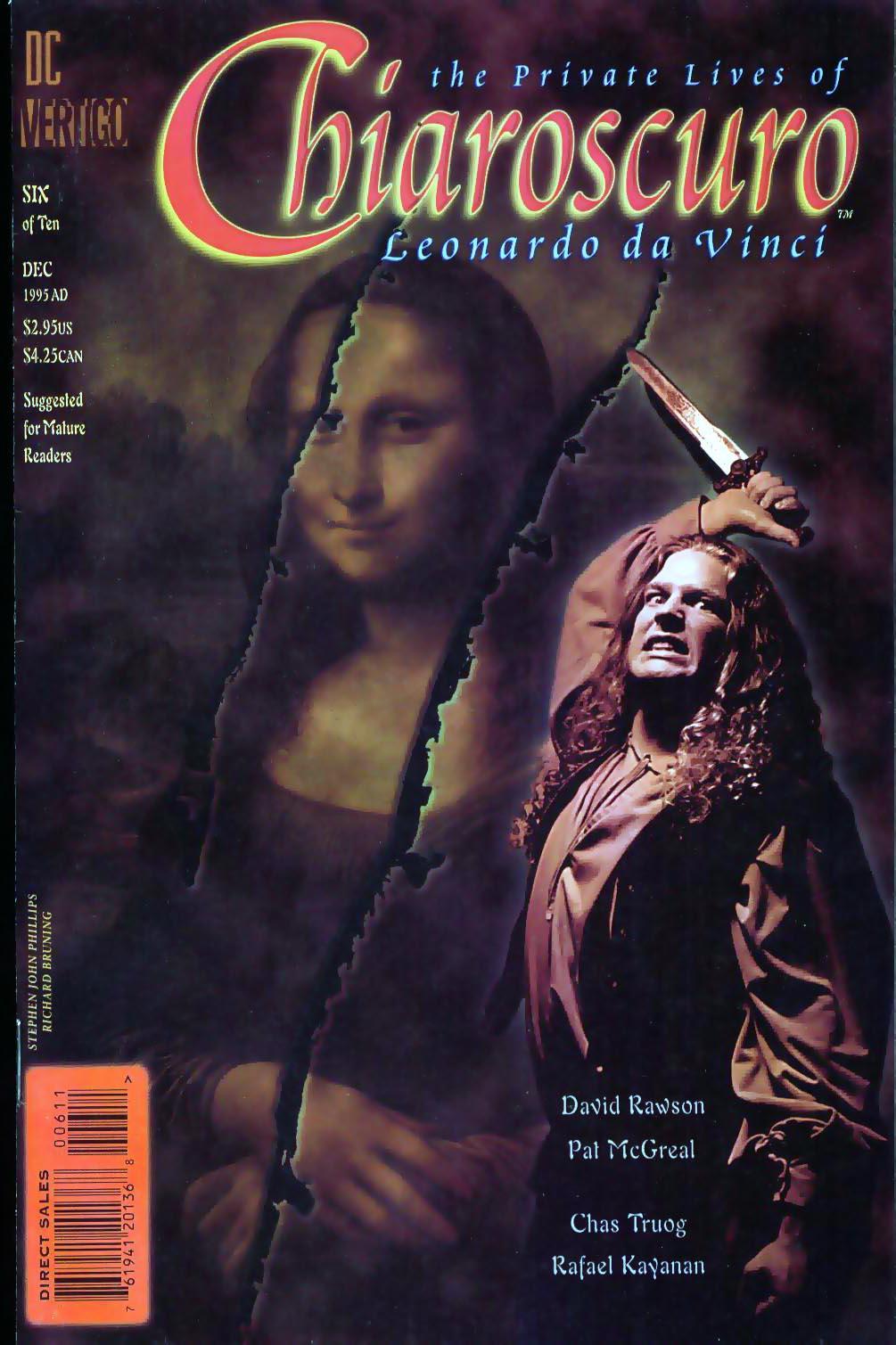 chiaroscuro book 6 beloved objects the private lives of leonardo da vinci volume 1