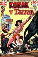 Korak Son of Tarzan Vol 1 53