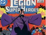 Legion of Super-Heroes Vol 2 309