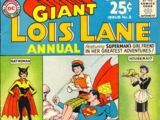 Superman's Girl Friend, Lois Lane Annual Vol 1 2