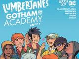 Lumberjanes/Gotham Academy Vol 1 6