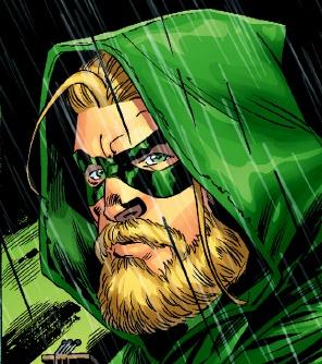 Oliver Queen Comics