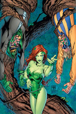 Poison Ivy, the Trickster and Pied Piper