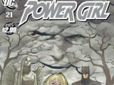 Power Girl Vol 2 21