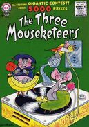 The Three Mouseketeers Vol 1 3