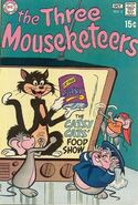 The Three Mouseketeers Vol 2 3