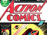 Action Comics Vol 1 12