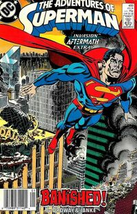 Adventures of Superman Vol 1 450