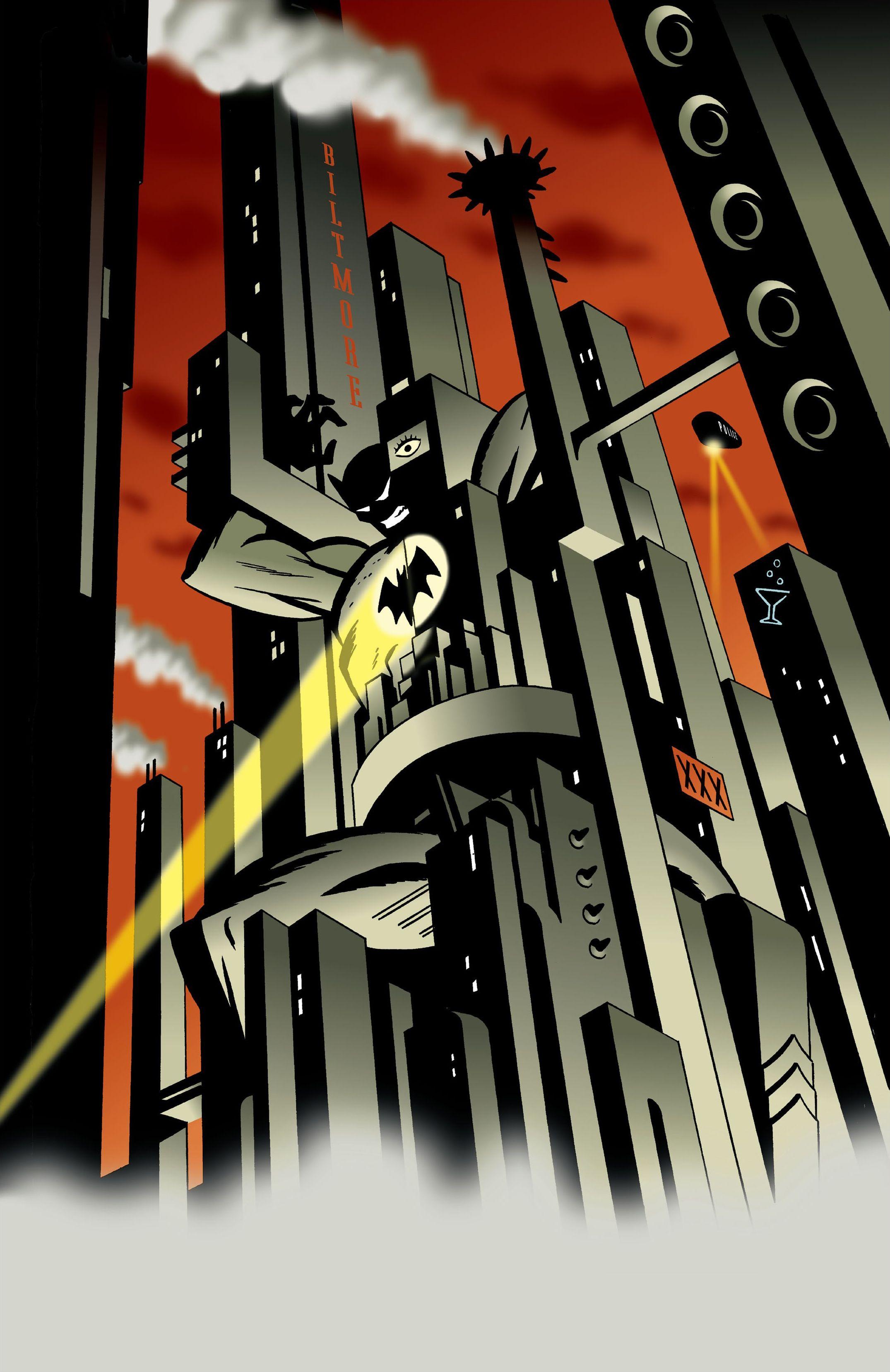 Batman: Ego Vol 1 1   DC Database   Fandom