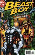 Beast Boy 4
