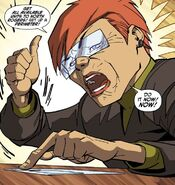 Commissioner Gordon Hush Beyond 0001