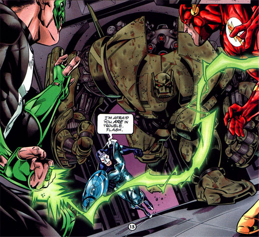 File:Green Lantern (Kyle Rayner) and the Flash (Wally West) 002.jpg
